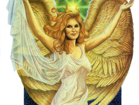 Day 48 -- Send an Angel Message!