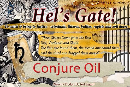 Hel's Gate Magickal Oil