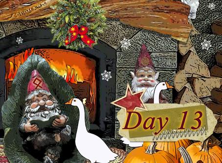 Silver RavenWolf – Day 13 -Sunday – Great Release Challenge