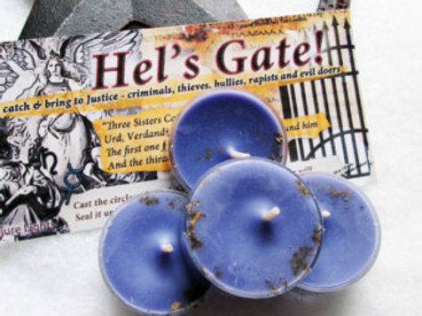 Hel's Gate Karma Soy Candles