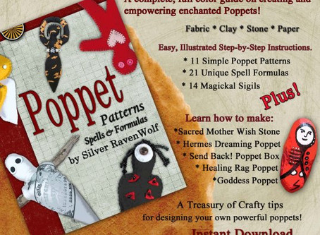 Silver RavenWolf Launches Poppet Lesson Module