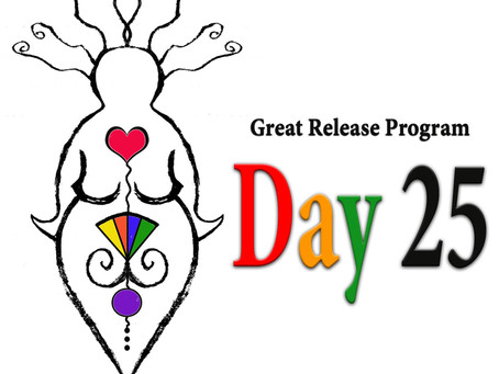 Day 25 - Great Release Program