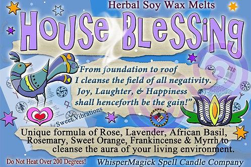 House Blessing Wax Tarts/Melts