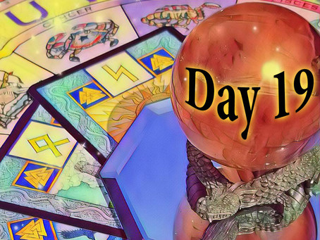 Day 19 - Mini Release Program - Quarantine Magick