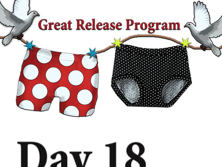 Day 18 - Great Release Program