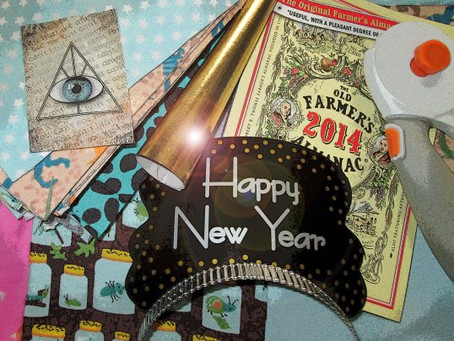 Happy New Year!  2014- Make Everything You Do a Process of Magick!