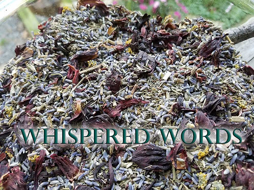 Whispered Words Herbal Blend