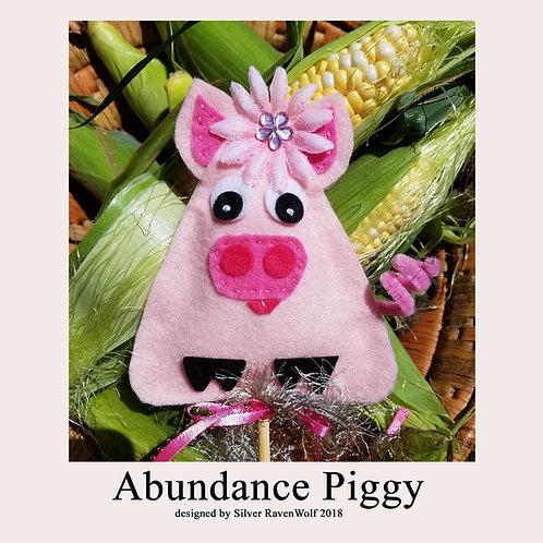 Baby Piggy Abundance Pattern