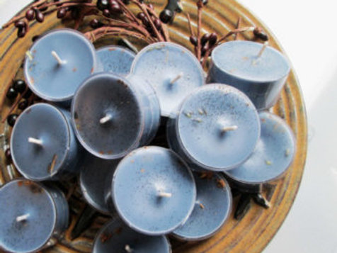 Blackberry Bramble Licorice Root Compelling 9 Soy Tea Candles