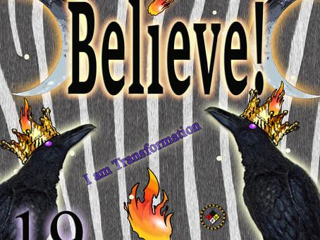 Great Release Program 2014 — 19 December –Day 19 — Friday — Make Believe Day