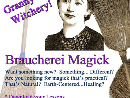 Granny Magick Course by Silver RavenWolf
