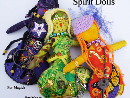 How To Make A Spirit Doll  — The Journey of Magickal Design