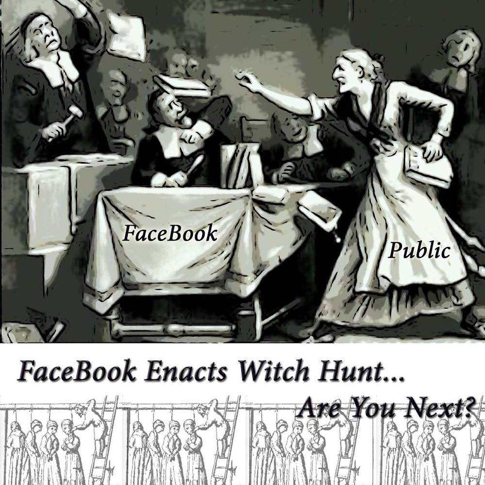 facebookburning