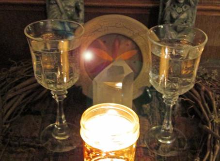 April 2013 Prayer Healing Circle