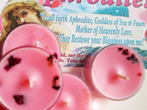Aphrodite Love Potion Soy Candles