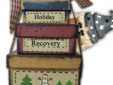 Day 26 of the Great Release Challenge! — Do You Have the Guts to Recover from Holiday Hell?