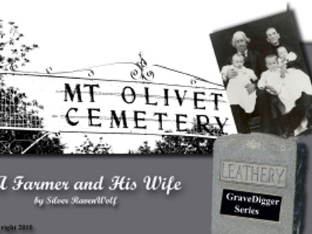 GraveDigger Series — A Farmer and his Wife