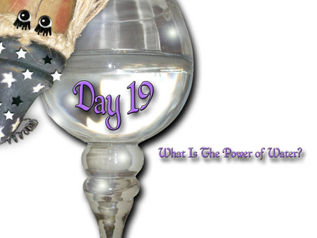 Day Nineteen of the Great Release Challenge — Which Magickal Element Do You Reach For First?