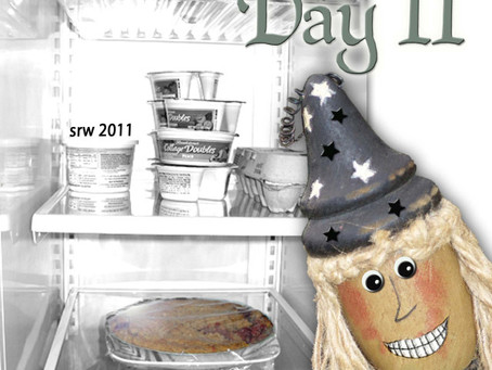 Day 11 Great Release Challenge — Kitchen Killer!