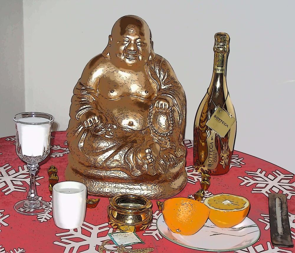 sweet altar