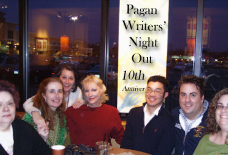 Writers Night Out Celebrates 10th Anniversary