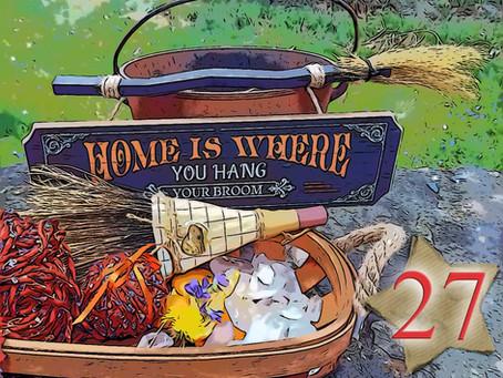Day 27 - Mini Release Program - Broom Enchantments!