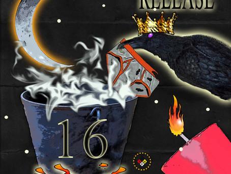 Great Release Program — Day 16 — Tuesday — Underwear Day — Silver RavenWolf