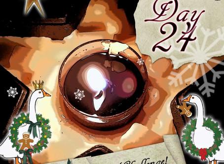 Silver RavenWolf – Day 24 -Thursday – 24 December 2015 – Great Release Challenge!