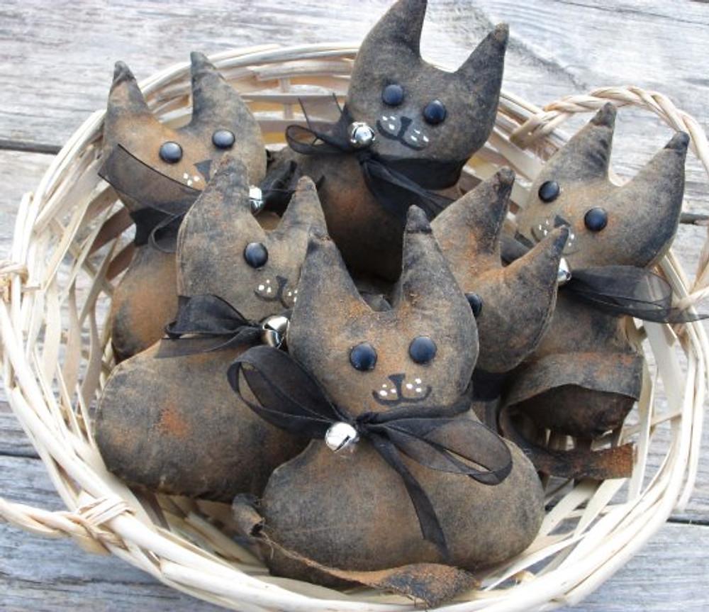 Fat Cat Ornies