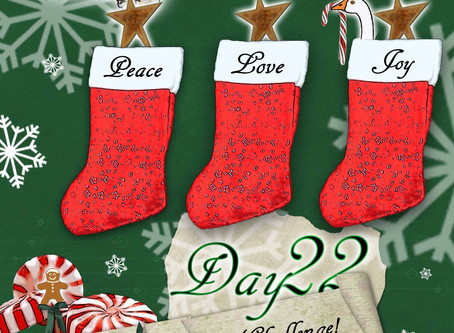 Silver RavenWolf – Day 22 – Tuesday – 22 December — Great Release Challenge!