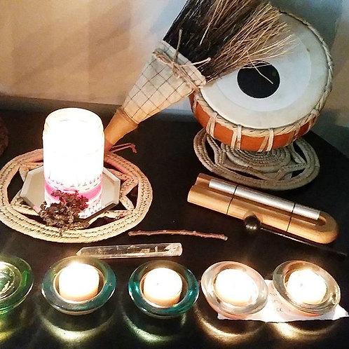 Spiritism Prayer BOS Book of Shadows Page