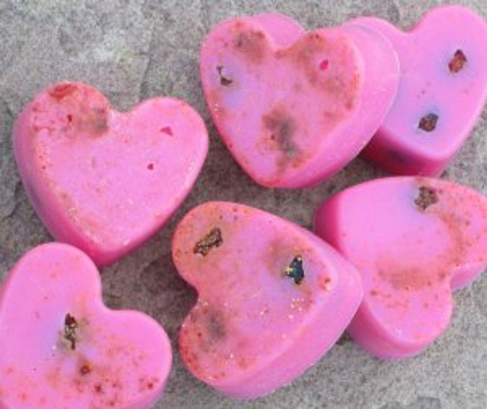 Wax melts can be used in place of incense, and will infuse any area with smokless, sweetly scented energy!