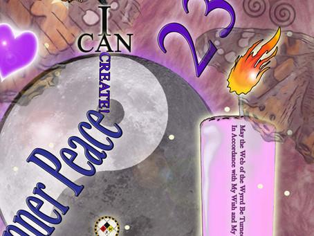 Great Release Program – Day 23 – 23 December – Be the Heartbeat – Silver Rav