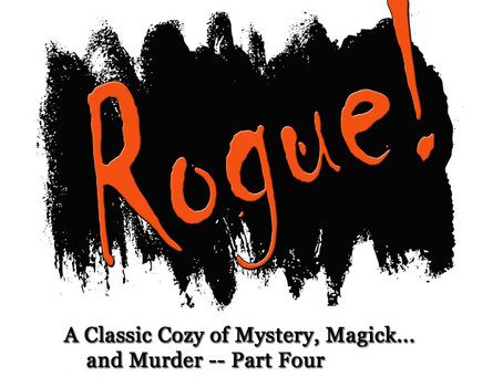 Rogue!  Part Four of the BeBoodle Mystery Series
