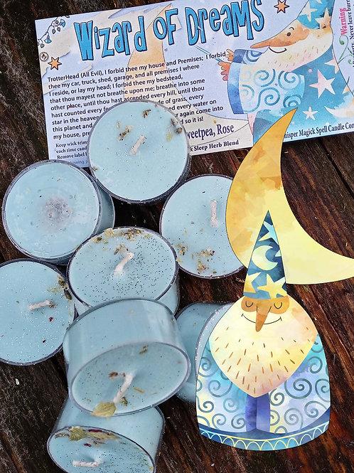 Wizard of Dreams - Tea Candles - 9