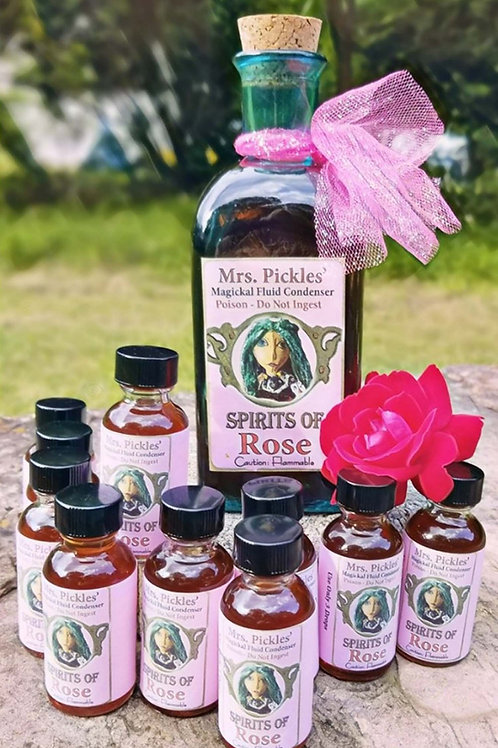 Spirits of Rose Liquid Fluid Condenser