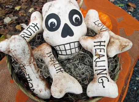 A Basket of Bones by Silver RavenWolf 24 October 2013