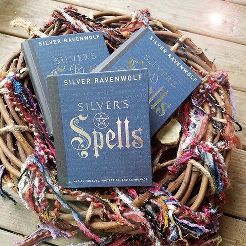 Silver's Spells Hardback Book