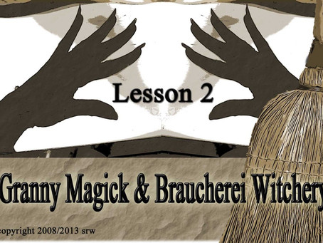 Lesson Two Now Available — 27 May 2013