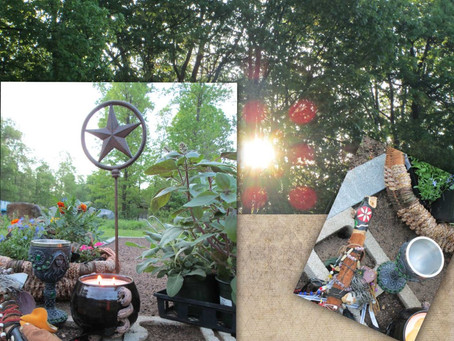 Silver RavenWolf Presents Garden Blessing May 2014