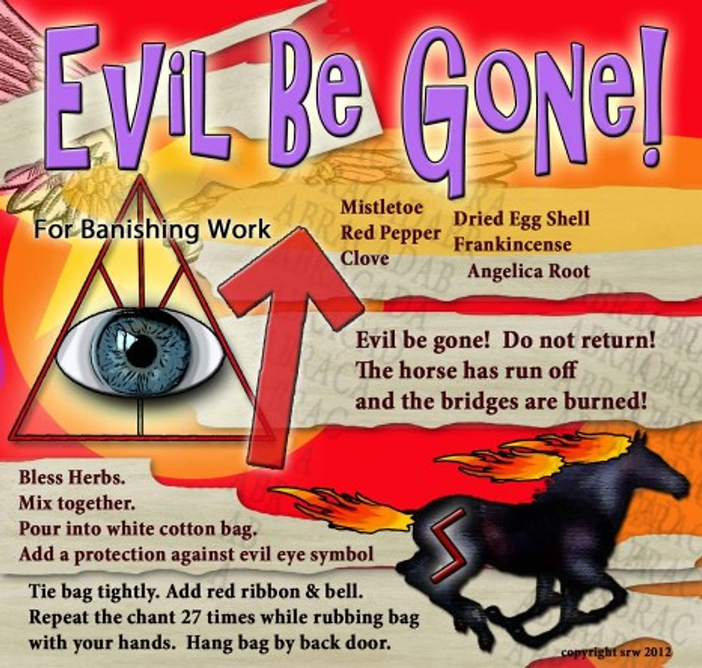 evilbegonespell
