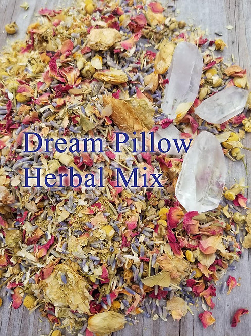 Herbal Sweet Dream Mix with Crystal