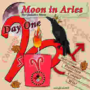 Moon in Aries -- Burn a red candle today to motivate, win, gain strengh, courage or enhance leadership skills.