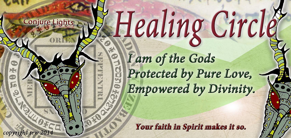 Embrace the power of the Healing Dragon!