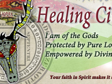 Silver RavenWolf Presents July-End Healing Circle 2014 #healingmagick