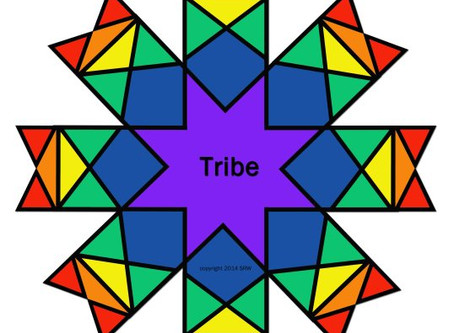 Silver RavenWolf Mannaz Man Rune – Tribe
