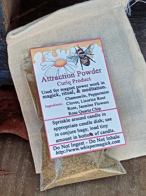 Attraction Magickal Herbal Powder