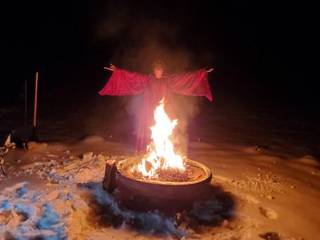 Winter Solstice Magick! 21 December 2020