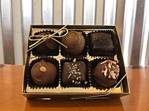 Drost's Truffle, Butter Cream, Caramel Assortment - Small