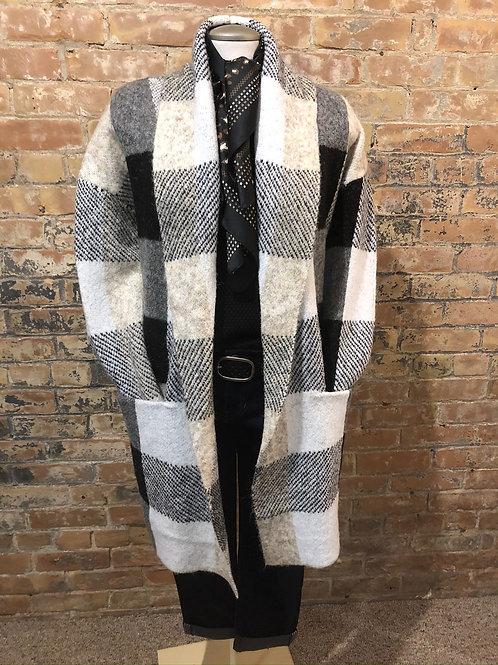 R D Style Sweater Coat